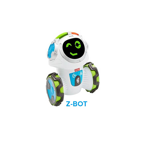 Z-Bot is a curriculum integrated robot for schools. Children will complete the tasks on the map by coding Z-Bot.